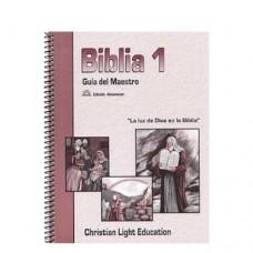 Biblia 1 Guía de Maestro