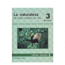 Ciencias Naturales 3 Texto del Alumno