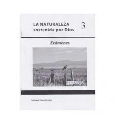 Ciencias Naturales 3 Libreta de Exámenes