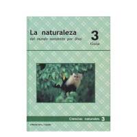 Ciencias Naturales 3 Guía del Maestro