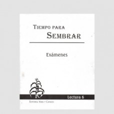 Lectura 6 Libreta de Exámenes