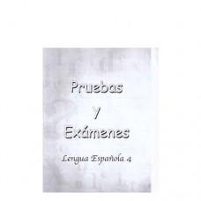 Lenguaje 4 Libreta de Exámenes