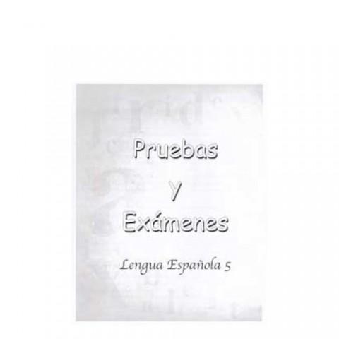 Lenguaje 5 Libreta de Exámenes