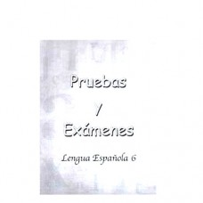 Lenguaje 6 Libreta de Exámenes