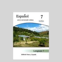 Lenguaje Grado 7 – Guía del Maestro