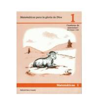 Matemáticas 1 Cuaderno de trabajo #1