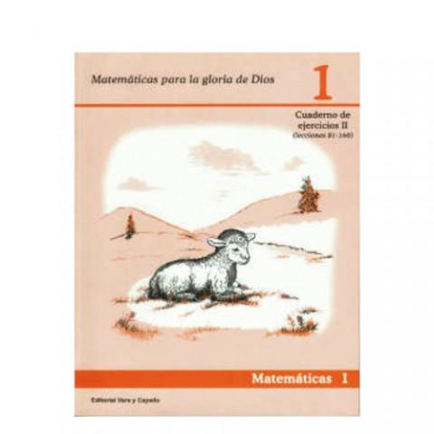 Matemáticas 1 Cuaderno de trabajo #2
