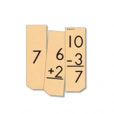 Matemáticas 1 Tarjetas de Repaso