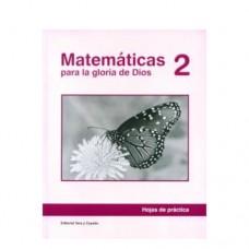 Matemáticas 2 Hojas de Práctica