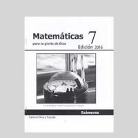 Matemáticas 7 – Exámenes