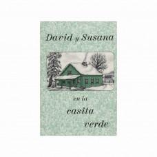 David y Susana en la casita verde