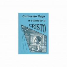 Guillermo llega a conocer a Cristo