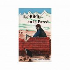 La Biblia en la pared