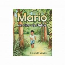 Mario un niño de Belice