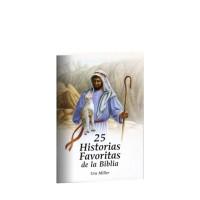 25 Historias favoritas de la Biblia