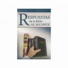 Respuestas de la Biblia al alcance