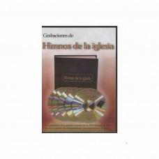 Grabaciones de Himnos de la iglesia (CD)