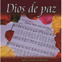 Dios de paz (CD)