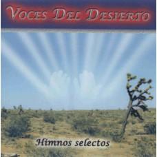 Voces del desierto (CD)