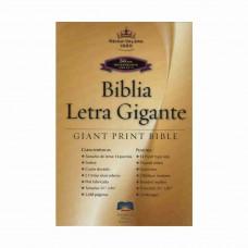 Biblia de letra gigante