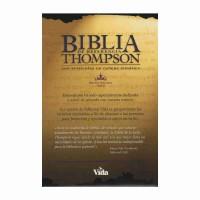 Biblia de referencia, Thompson (tapa dura/roja)
