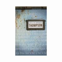 Biblia de referencia, Thompson (tamaño personal)